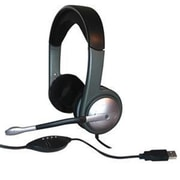Avid Education Headphone - Middle Size, USB 2.0, Black & Silver(AVID177)