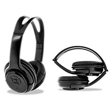 Bth Bluetooth Headphones, Black(AZTY02983)