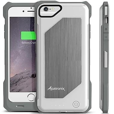 Alpatronix Bx150 Rugged Iphone 6 Battery Charging Case - White Carbon Fiber(SRTS027)