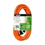 Prime Orange Extension Cord, 50 ft.(JNSN78843)