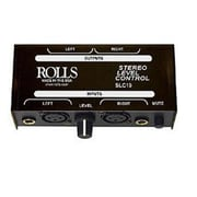 ROLLS .25 in. Stereo Y Adapter(TBALL12189)