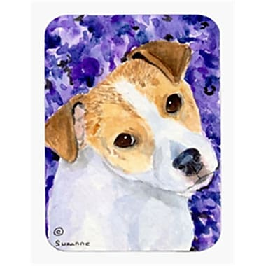 Carolines Treasures Jack Russell Terrier Mouse Pad & Hot Pad Or Trivet(CRLT23162)