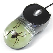 ED SPELDY EAST Computer Mouse Glow in the Dark Spider(ESE599)