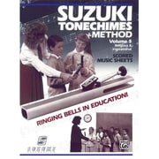 Alfred Suzuki Tonechimes Method: Inspirational Pack - Music Book(ALFRD21646)