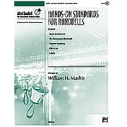 Alfred Hands on Standards for Handbells - Music Book(ALFRD37127)