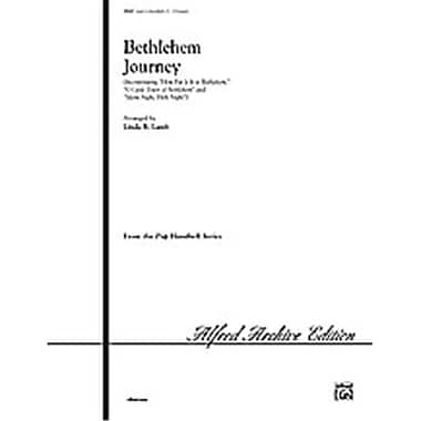 Alfred Bethlehem Journey - Music Book(ALFRD37028)