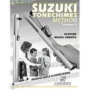 Alfred Suzuki Tonechimes Method- Volume 2 - Music Book(ALFRD37068)
