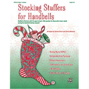 Alfred Stocking Stuffers for Handbells - Music Book(ALFRD37192)