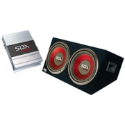 Sondpex 10 in. Extreme Power Bass System Party Pack Combo(SDPX019)