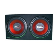 Sondpex 12 in. Extreme Power Bass System Party Pack Combo(SDPX020)