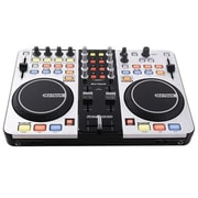 FIRST AUDIO MANUFACTURING USB DJ Controller with Audio Interface(TBALL10300)