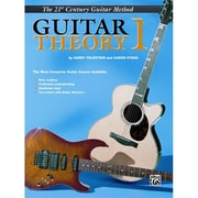 Alfred 21st Century Guitar Theory 1 - Music Book(ALFRD36286)
