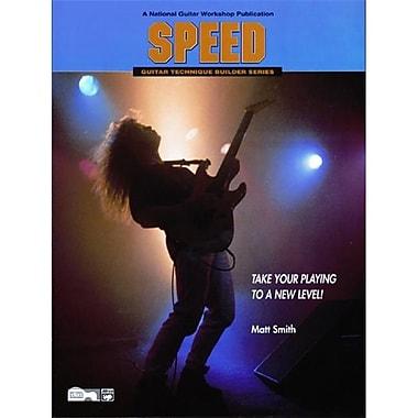 Alfred Speed- Guitar Technique Builders Series - Music Book(ALFRD35825)