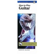 Alfred How to Play Guitar - Music Book(ALFRD35955)