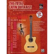 Alfred The Total Latin Guitarist - Music Book(ALFRD36220)