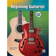 Alfred The Complete Beginning Guitarist - Music Book(ALFRD36141)