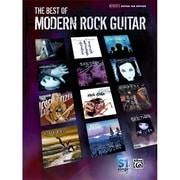Alfred The Best of Modern Rock Guitar - Music Book(ALFRD36517)