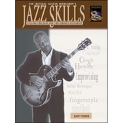 Alfred Jazz SkillsuFilling the Gaps for the Serious Guitarist - Music Book(ALFRD36389)
