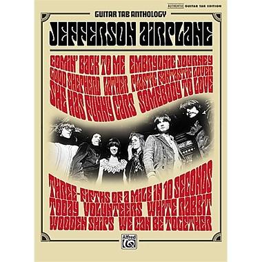 Alfred Jefferson Airplane- Guitar TAB Anthology - Music Book(ALFRD36726)