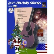 Alfred Guitar TAB- Easy Holiday Songs - Music Book(ALFRD36575)
