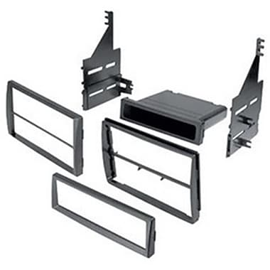 AMERICAN INTERNATIONAL CORP Single or Double DIN Installation Dash Kit for 2005-2006 Nissan Altima(TBALL7927)