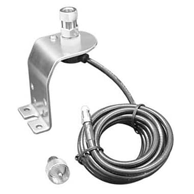 Accessories unlimited Tall Hood Mount with Coax Cable(CBDST0011)