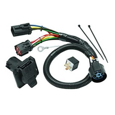 Tow Ready Replacement OEM Tow Package Wiring Harness 7-Way, 7.92 x 4 x 11 in.(CQNT461)