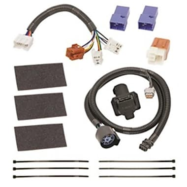 Tow Ready Replacement OEM Tow Package Wiring Harness 7-Way, 8.25 x 3.25 x 11.25 in.(CQNT476)