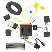 Tow Ready T-One Connector Assembly With Upgraded Circuit Protected Modulite HD Module, 4 x 5.60 x 9 in.(CQNT704)