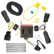 Tow Ready T-One Connector Assembly With Upgraded Circuit Protected Modulite HD Module, 4 x 3.90 x 8.90 in.(CQNT719)