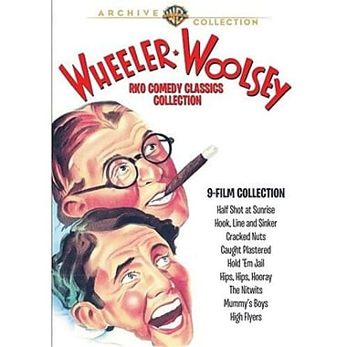 Allied Vaughn Wheeler And Woolsey - Rko Comedy Classics Collectionclassics Coll - 4 Disc Set(ALDVN11157)