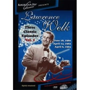 American Pop Classics 3 Classic Episodes of The Lawrence Welk Show - DVD(ALDVN3252)