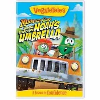 Big Idea Productions DVD-Veggie Tales Minnesota Cuke And The Search For Noahs Umbrella(ANCRD70570) 24002724