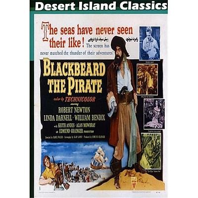 Desert Island Films Blackbeard the Pirate, 1952, DVD(ALDVN2310) 24002796