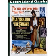 Desert Island Films Blackbeard the Pirate, 1952, DVD(ALDVN2310)