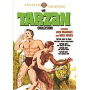 Warner Bros The Tarzan Collection: Starring Jock Mahoney and Mike Henry - 5 Discs DVD(ALDVN3168)
