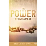 TD Jakes Ministries Power Of Agreement DVD(ANCRD68111)