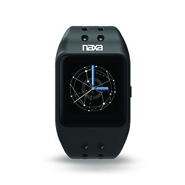 Naxa LifeForce+ Smart Watch Black (93599652M)