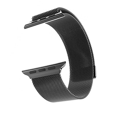 Mgear Milanese Loop for Apple Watch 38mm- Black (93598014M)