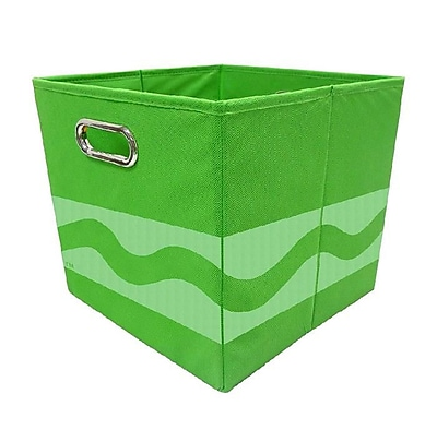 Crayola Tone Serpentine Green Storage Bin (CRYSTOR106)