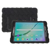 "Gumdrop Hideaway Polycarbonate/Silicone Protective Case for 8"" Samsung Galaxy Tab S2, Black"