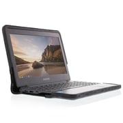SoftShell Chromebook 3 11.6, Black (STSSCB3BLKBLK)