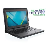 SoftShell Dell Chromebook 11, Black (STSDCB11BLKBLK)