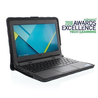 SoftShell Dell Chromebook 11, Black (STSDCB11BLKBLK)