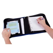 "MAZZ iBinder Zippered Binder for Tablet Device up to 11"" Screen Black (GMSA888001-01B)"