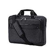 HP Executive Top Load Laptop Backpack, Black (6KD06AA)