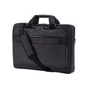 HP Executive Top Load Laptop Backpack, Black (6KD08AA)