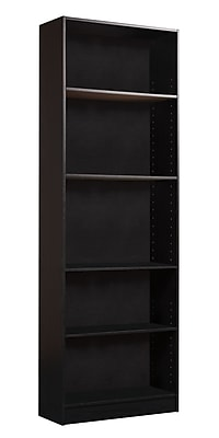 Mylex Five Shelf Bookcase 24.5