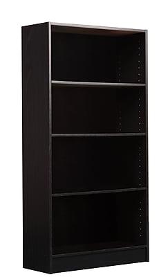 Mylex Four Shelf Bookcase 24.5