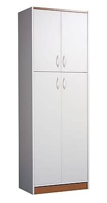 Mylex Four Door Kitchen Pantry 24.87